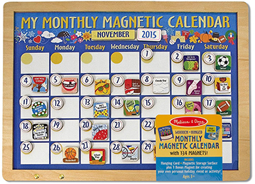Fun Tips for Teaching Your Dyslexic Child the Months of the Year